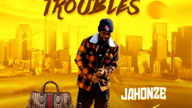 Jahonze - Walk From Trouble