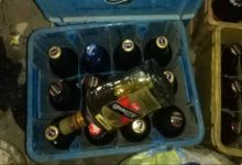PHOTOS: Hisbah confiscates 308 bottles of alcoholic drinks in raid at hotel