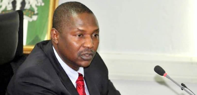 Malami speaks on deradicalisation of ex-Boko Haram fighters, says he is not aware people oppose the move