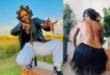 Bontle Modiselle's viral video hits over 1 million views in 1 day