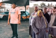 Carpomore, Boity's boyfriend and others serve funny version of Dakwie Challenge (Video)