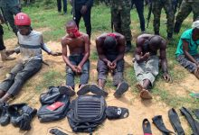 Nigerian forces kill IPOB/ESN fighters in Rivers, capture others