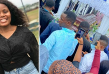 Photos from the funeral of Iniubong Umoren