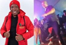 Does Julius Malema dance better than Uncle Vinny? Watch