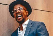 Maps Maponyane meets his niece for the first time