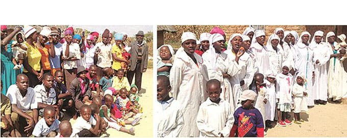 Only death will stop me from having more wives, kids- Zimbabwean man with 151 children, 16 wives reveals