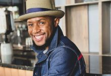 Mohale speaks about his role on 'Rockville' 5