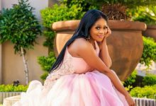 Thembi Seete's young look at 44 remains a mystery to South Africans