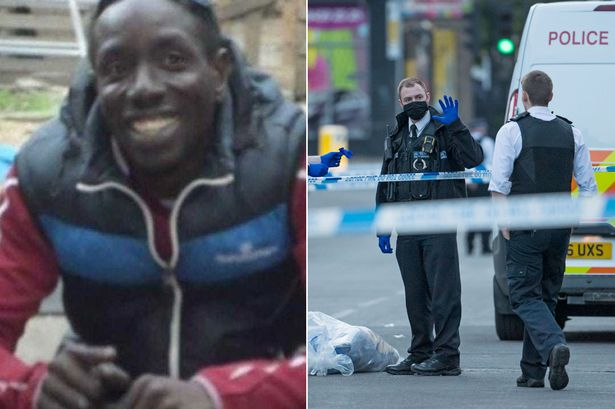 Nigerian football coach stabbed to death while protecting his son in the U.K