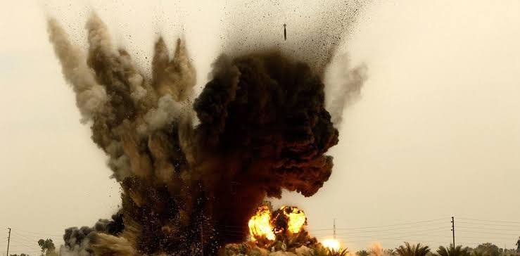 BREAKING: Bomb explodes on suicide bomber's body in Ebonyi