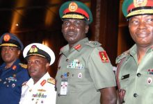 Group decries plot to blackmail Buratai, other former service chiefs
