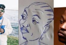 Check out hilarious drawing of Focalitic by a fan