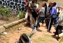 BREAKING: Gov Fayemi suspends Ekiti provost as 100 students hospitalised after fumigation