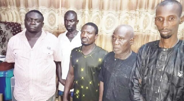 Kidnappers flee as police rescue victim in Delta