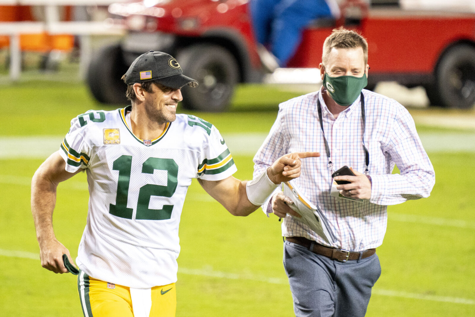 NFL Analyst Highlights Why the Denver Broncos Would Be the Best Destination for Aaron Rodgers