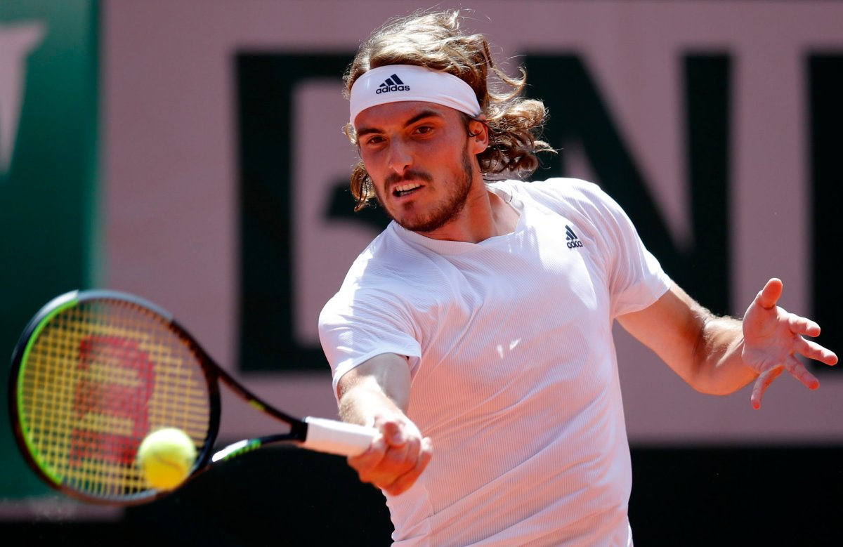 DISASTER! Reigning French Open Finalist Stefanos Tsitsipas Thrashed by Frances Tiafoe at Wimbledon Championships 2021 R1