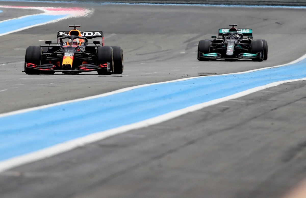 Verstappen's Bewitching F1 Undercut on Hamilton at French GP Reminiscent Of Schumacher: Hill