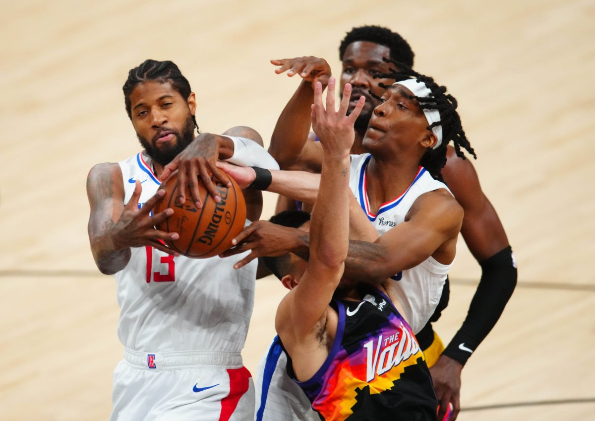 LA Clippers vs Phoenix Suns Game 4: Live Stream, TV Channel, Start Time, How to Watch Saturday's NBA Game