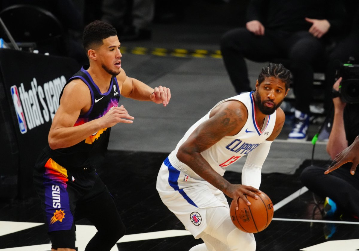 Will Kawhi Leonard and Chris Paul Play Tonight? LA Clippers vs Phoenix Suns Game 2 Injury Updates, Lineup and Game Prediction