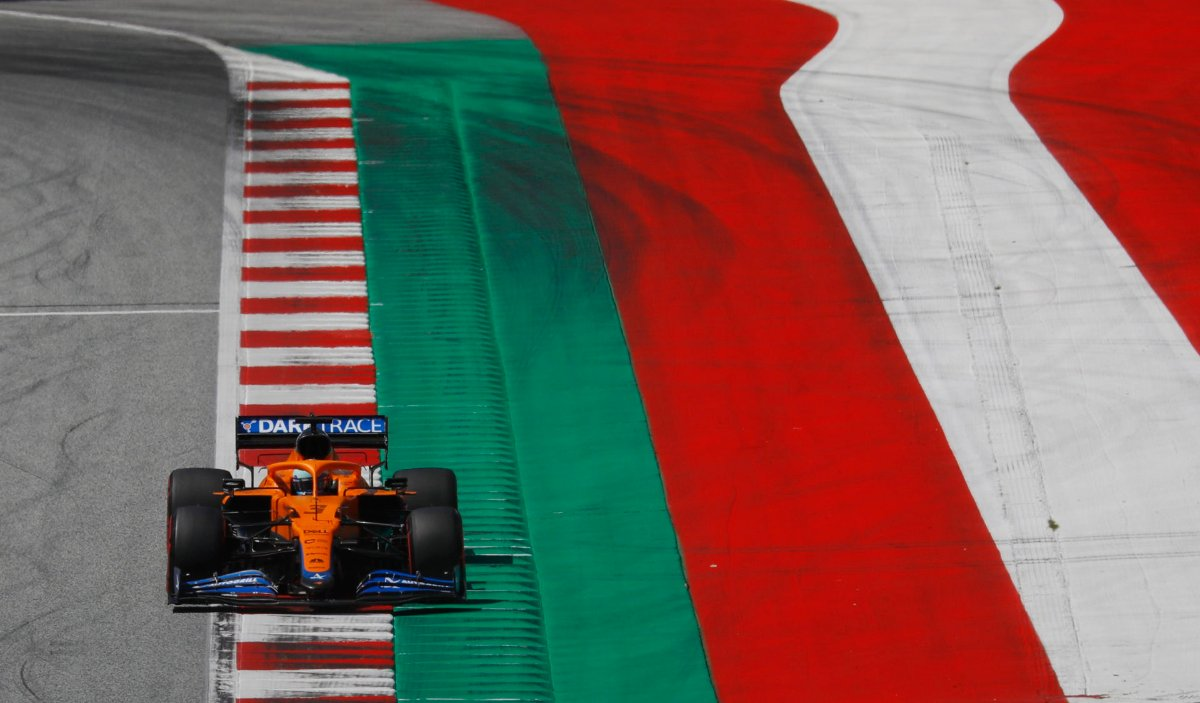 Zak Brown Urges Daniel Ricciardo 'To Show What He Can Do' After Horror Show in Styria