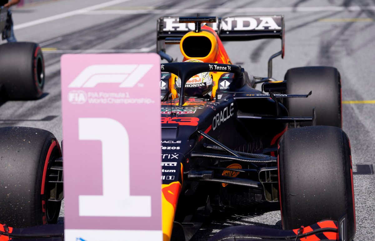 Max Verstappen will look to extend his championship lead in the Austrian Grand Prix