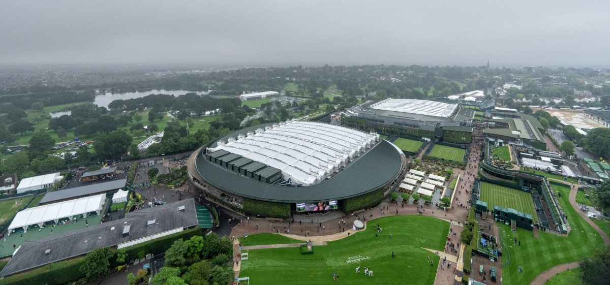 All You Need to Know About Wimbledon Championships 2021 Roof Rules