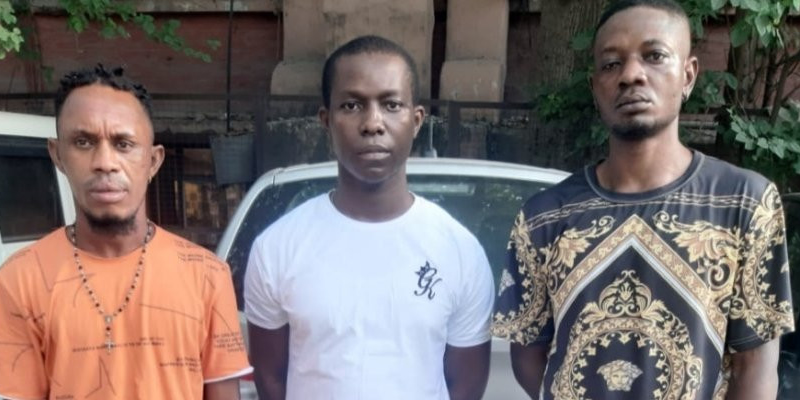 Indian police arrest 3 Nigerians for staying without valid documents