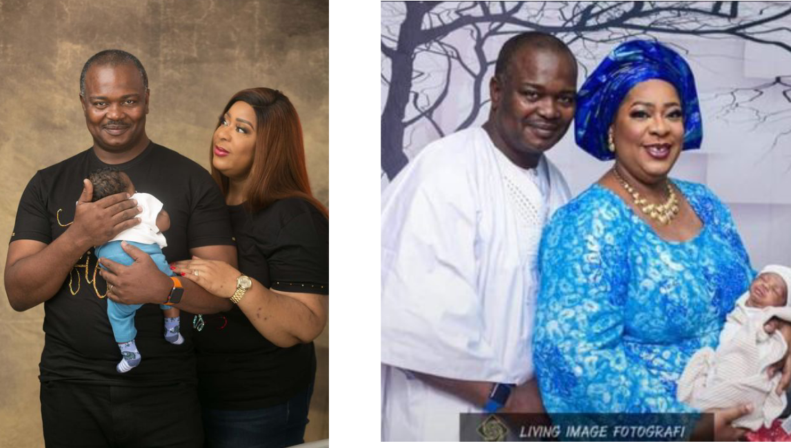 Nigerian woman found love at 47, married at 48 and gave birth to a baby boy before 50th birthday