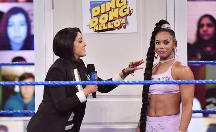 """""""I'll Truly Never Forget You"""" – Bayley Pays a Heartwarming Tribute After the Demise of Melissa Coates"""