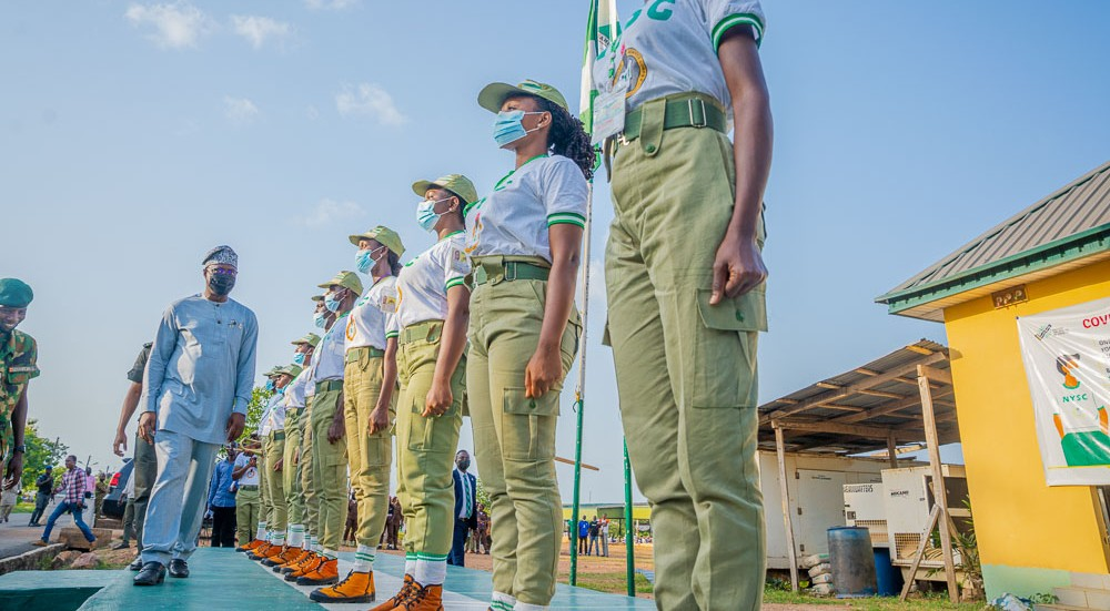 JUST IN: Oyo state to increase corps members allowance