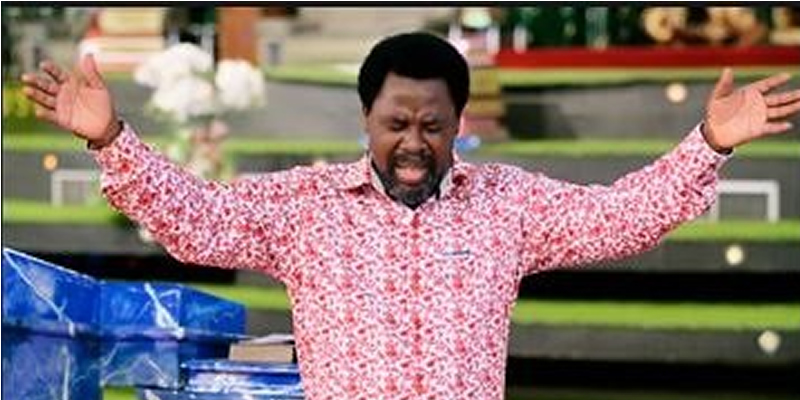 TB Joshua was special gift to humanity – White House prayer group