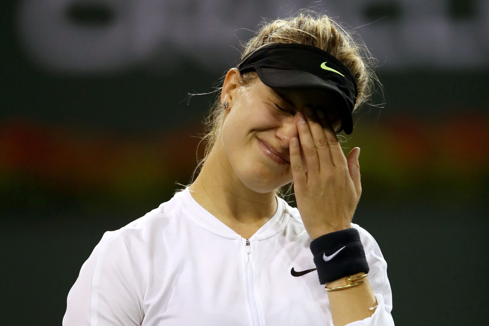 WATCH: Eugenie Bouchard Begins Her Recovery Sessions After Hand Injury