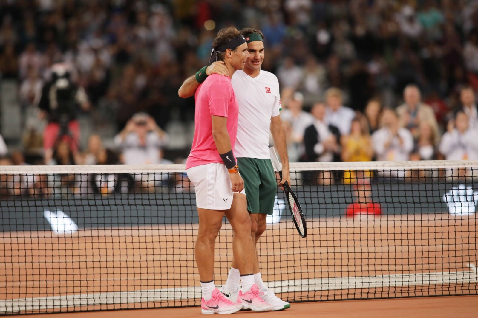 Roger Federer in Disbelief as His Tennis Goodies Auction Raise £1.3 Million for RF Foundation