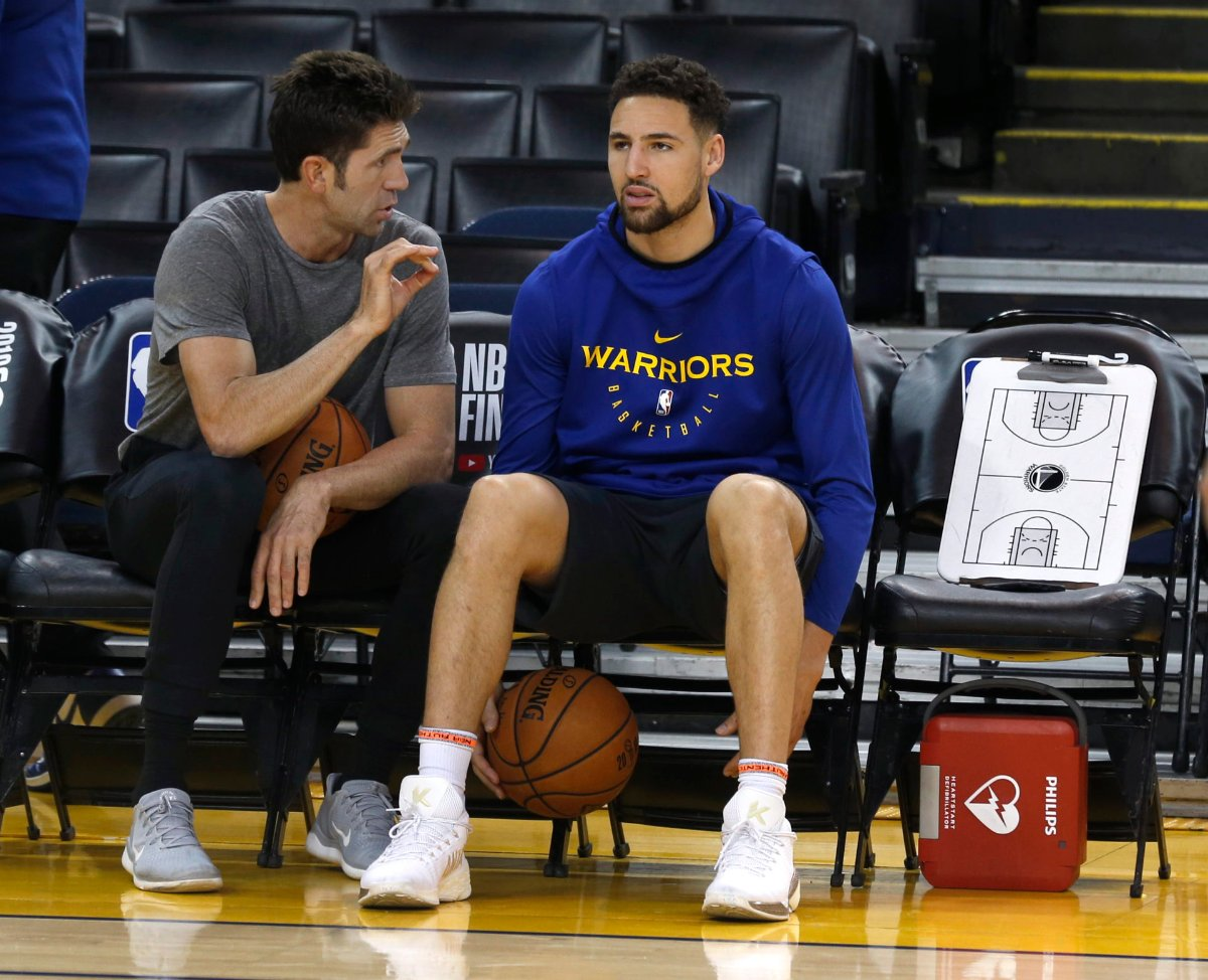 Why Golden State Warriors Could Be Open to Trading Their Two Lottery Picks From 2021 NBA Draft