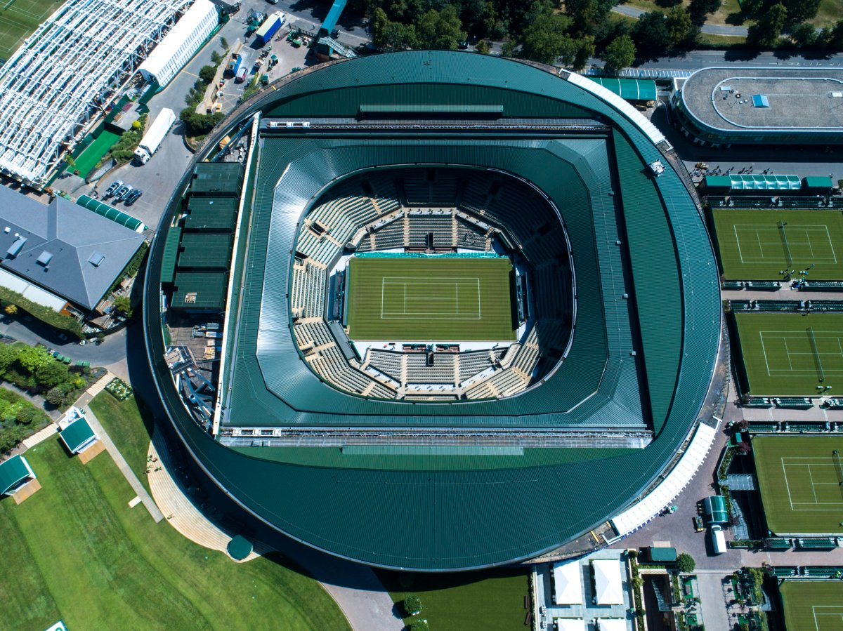 WARNING! Wimbledon Championships 2021 Expected To Be the Wettest in 15 years