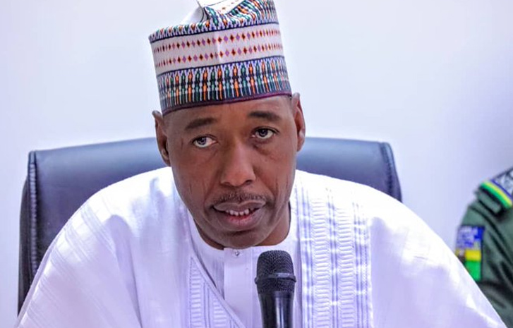 Gov Zulum approves N100m for Fed Poly Monguno