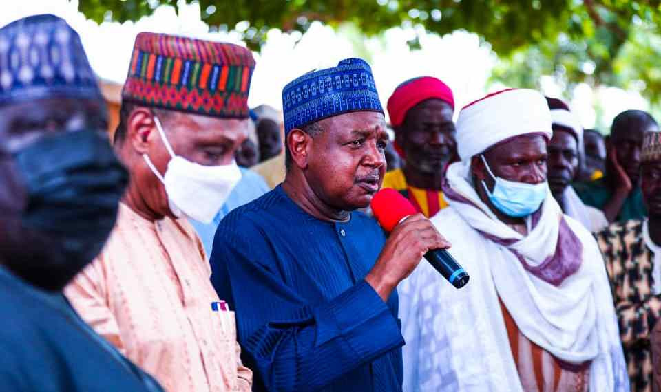 Two shot as protesters block Kebbi governor's convoy