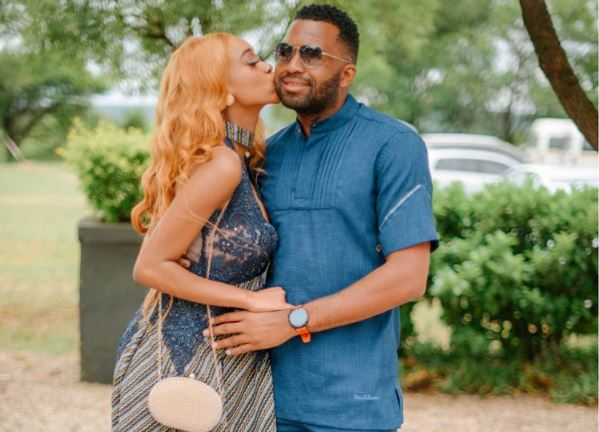 Itu Khune's second baby has arrived