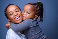 Ntando Duma builds a house for her daughter, Sbahle (Photo)