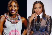 Ntsiki Mazwai drags DJ Zinhle for selling foreign hair and booze