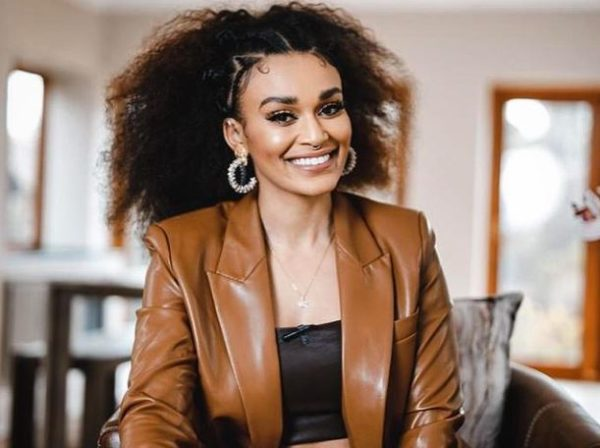 Pearl Thusi shows off her R47 000 brand-new fridge (Video)
