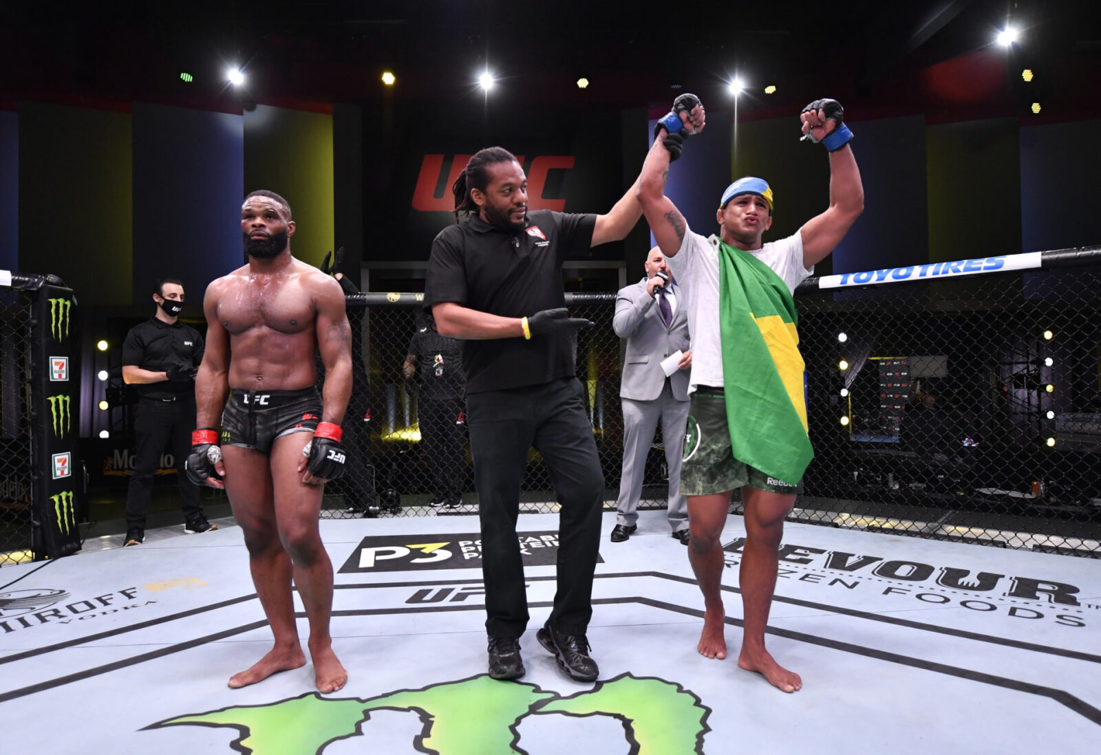 'I'm Thankful For Kamaru'- Gilbert Burns Reflects on The Learning Curve in His Loss Against Kamaru Usman
