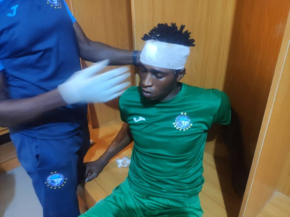 Plateau United fans attack, injure Enyimba players after goalless draw in Jos
