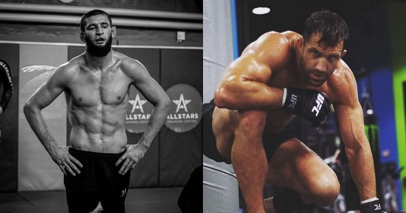 'I Thought He Would Fight Anyone'- Luke Rockhold Reveals that Khamzat Chimaev Turned Down a Fight Against Him