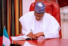 Buhari seeks extension of teachers' retirement age by five years