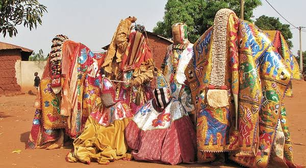 Islamic group reacts as masquerades attack Muslims in Osogbo