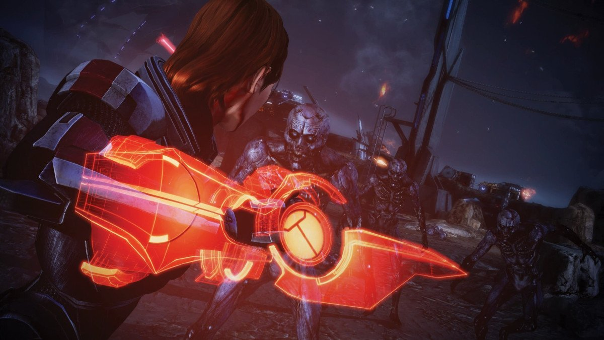 Fans May Never Get to See the Mass Effect Movie of Their Dreams