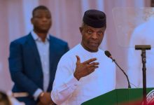 Osinbajo: Nigeria's economy has depended on conditions driven by oil for too long