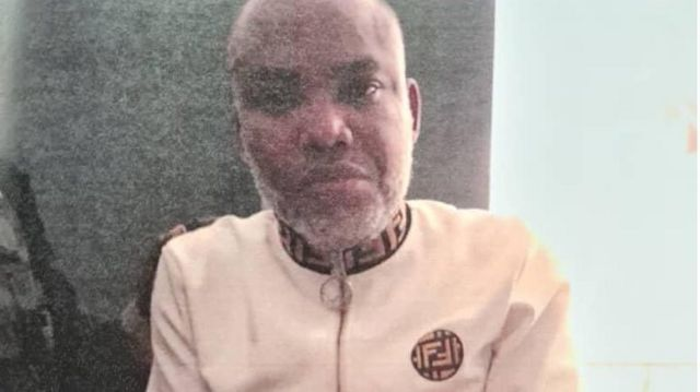 Nnamdi Kanu masterminded killing of 60 persons in four months – FG
