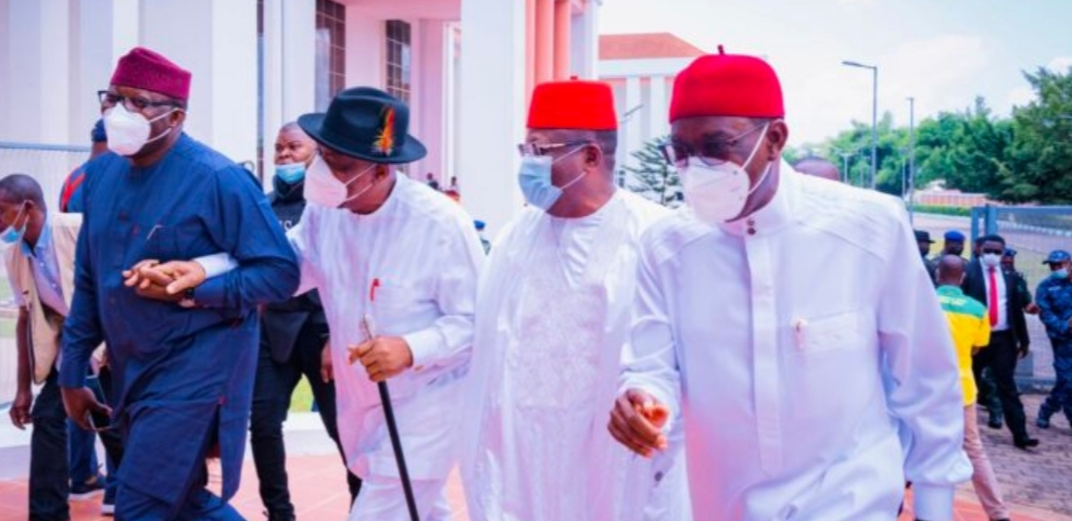 Kanu, Igboho: Southern Governors tell Buhari to stop selective arrests, do it within ambits of law